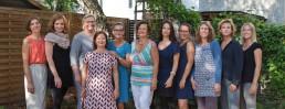 Team der Hebammenpraxis Bauchraum