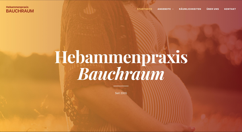 24fc56eb00e900 Hebammenpraxis in Berlin Prenzlauer Berg - BAUCHRAUM - Startseite